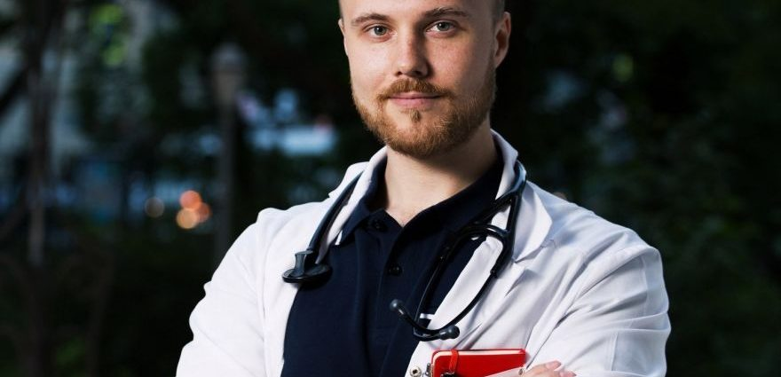 Кузьменко Филипп — терапевт, кардиолог и диетолог, медицинский блогер
